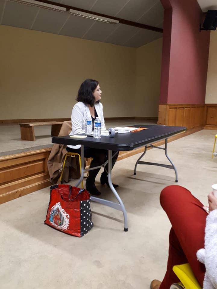 Conférences en novembre 2019 à Bezonnes : Mon parcours de guérison